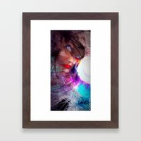 Longside Framed Art Print