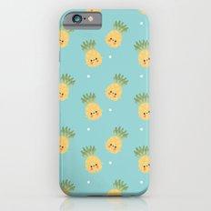 Kawaii Pineapple  Slim Case iPhone 6s