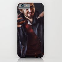 iPhone & iPod Case featuring Vampire by Jaaaiiro