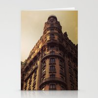 Ansonia, NYC - Dusk Stationery Cards