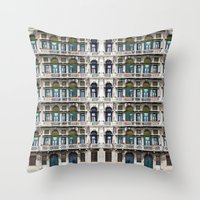 All About Italy. Venice 24 Throw Pillow