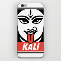 Obey Kali iPhone & iPod Skin