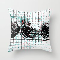 Weightless_1 Throw Pillow