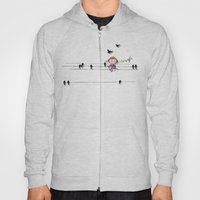 Mon Coeur S'ouvre A Ta V… Hoody