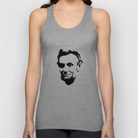 Lincoln Unisex Tank Top