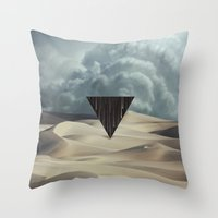 Star Portal V01 Throw Pillow