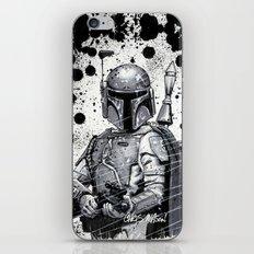 Boba Fett: Bounty Hunter iPhone & iPod Skin