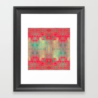 Poppy Framed Art Print
