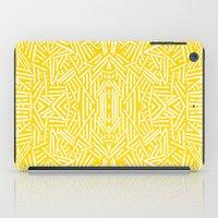 Radiate - Freesia iPad Case