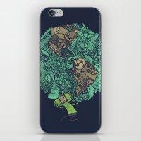 Prince Atlas iPhone & iPod Skin