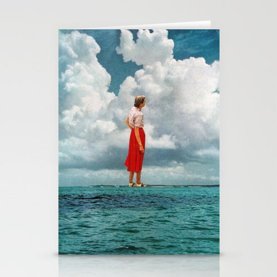 CURRENTS Stationery Card
