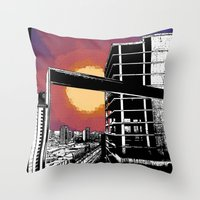 Barna Love Throw Pillow
