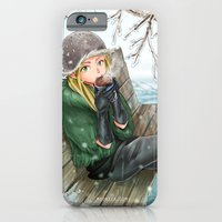 iPhone & iPod Case featuring Hot Chocolate by Moonsia