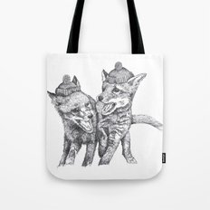 Pierre et Jacques Tote Bag