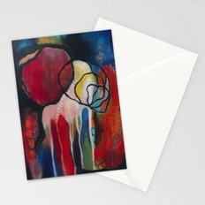 Red Gem Stationery Cards
