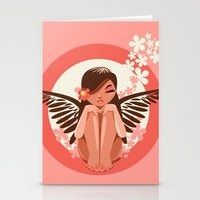 Flora Fairy Stationery Cards