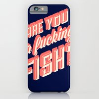 Are You A Fucking Fish? iPhone 6 Slim Case