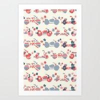 Easy Rider Summer Art Print