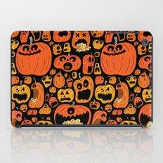 Pumpkin Pattern iPad Case