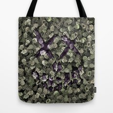 Suicide Squad. Camouflage Tote Bag