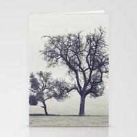Bleak Trees... Stationery Cards