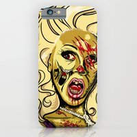 iPhone & iPod Case featuring Zombie RuPaul by ComfortComfort