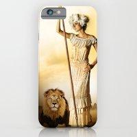 King & Queen iPhone 6 Slim Case