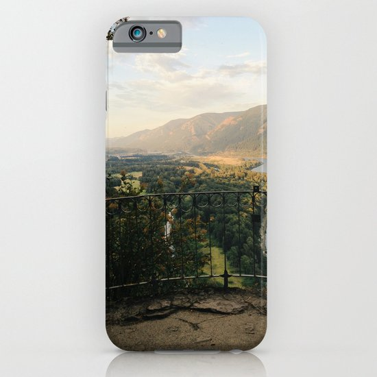 Columbia River Gorge iPhone & iPod Case