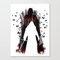 I Will Finish What You S… Canvas Print