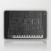 Modular Synth Laptop & iPad Skin