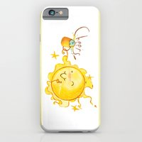 iPhone & iPod Case featuring Moonshine by Elisa Wikey
