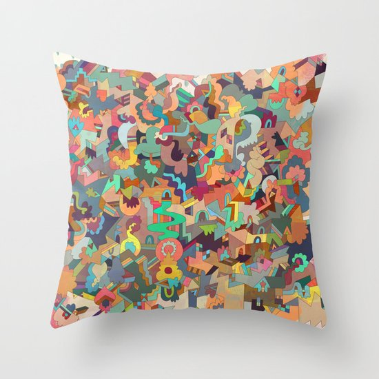 Morven Throw Pillow