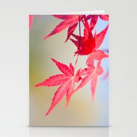 Spring Maple Tree 1012 Stationery Cards