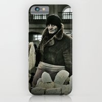iPhone & iPod Case featuring Cheese Seller by Arevik Martirosyan