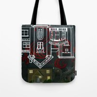 Hell's Paradise (no text) Tote Bag