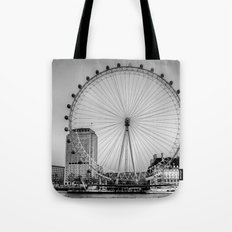 London Eye, London Tote Bag