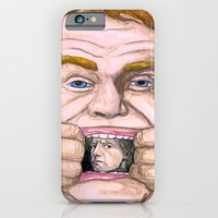 """iPhone & iPod Case featuring """"Holy Schnikes!"""" by Cap Blackard by Consequence of Sound"""