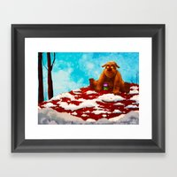 Ready For Spring Framed Art Print