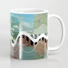 another abstract dream Mug