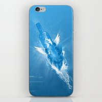 Flowing Paradise iPhone & iPod Skin