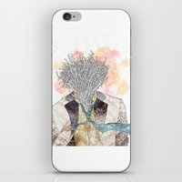 The One With Head iPhone & iPod Skin