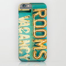 Rooms Neon Sign iPhone 6 Slim Case