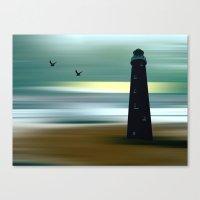 The Lighthouse Canvas Print