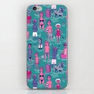 Seafarers iPhone & iPod Skin
