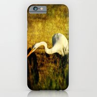 iPhone & iPod Case featuring Fishing by JMcCool