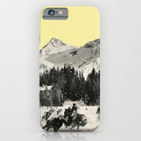Winter Races iPhone 6 Slim Case