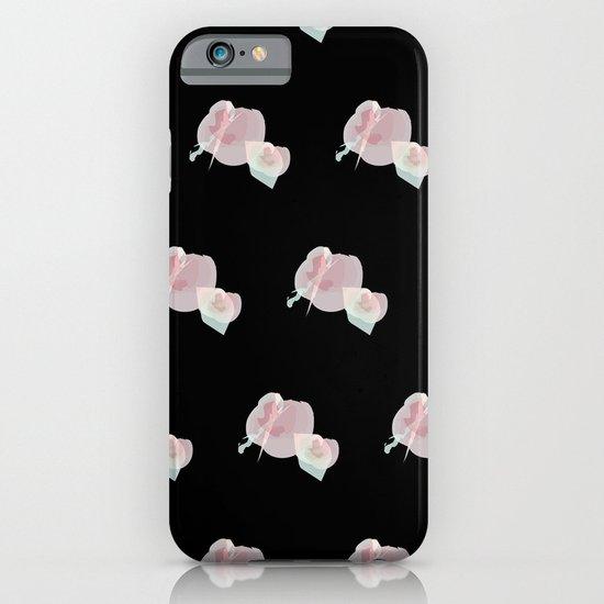 Dope Floral Black iPhone & iPod Case