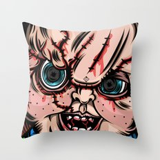 Let's Play! Throw Pillow