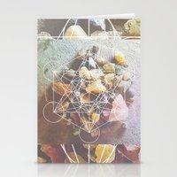Backyard Stones Stationery Cards