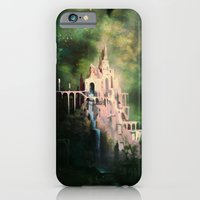 iPhone & iPod Case featuring Mysterious Castle by Kivapo